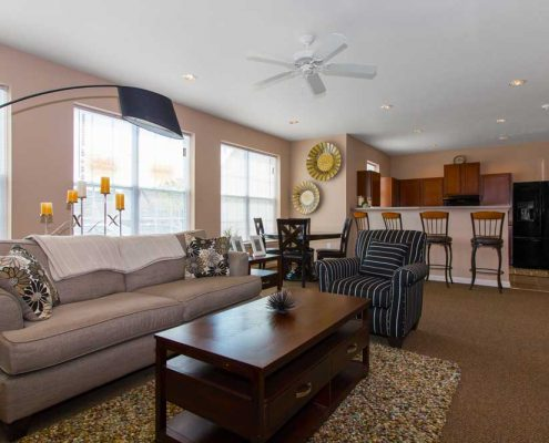 Beacon Pointe Apartments Community Clubhouse