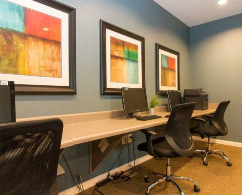 Beacon Pointe Apartments Community Office Area