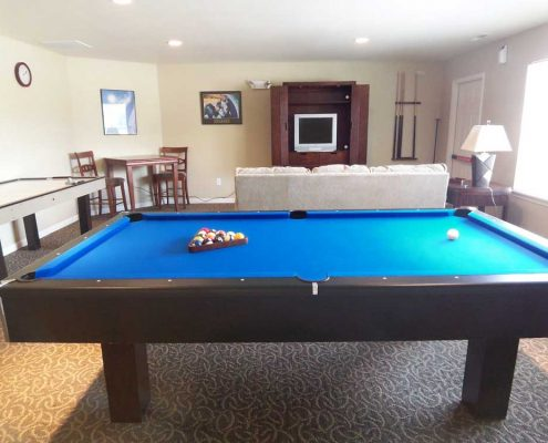 Canterbury House Apartments – Lebanon Game Room
