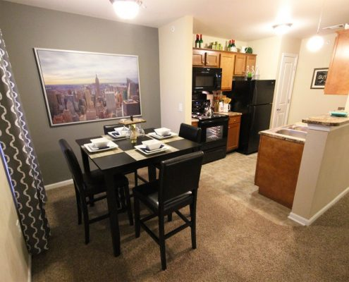 Arborwood Apartments Dining Room