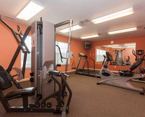 Canterbury House Apartments – Lebanon Fitness Center
