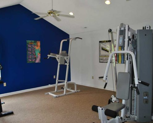 Franklin Place Apartments Community Fitness Center