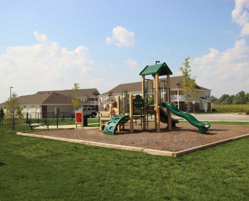 The Commons at Wynne Farms Apartments Playground