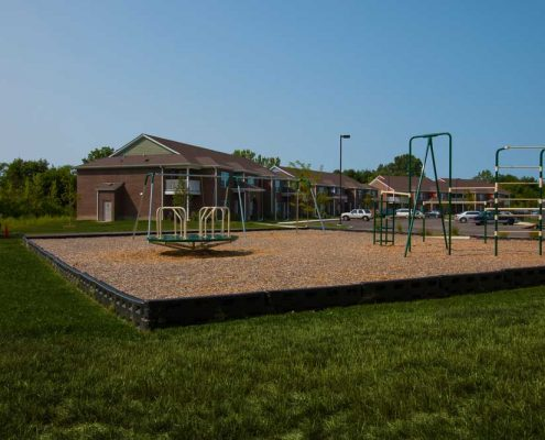 Crosswinds at Tradition Lane Apartments Community Playground