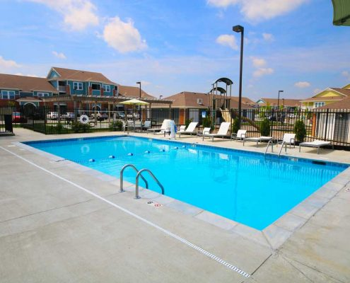 Casey Acres Apartments Community Pool