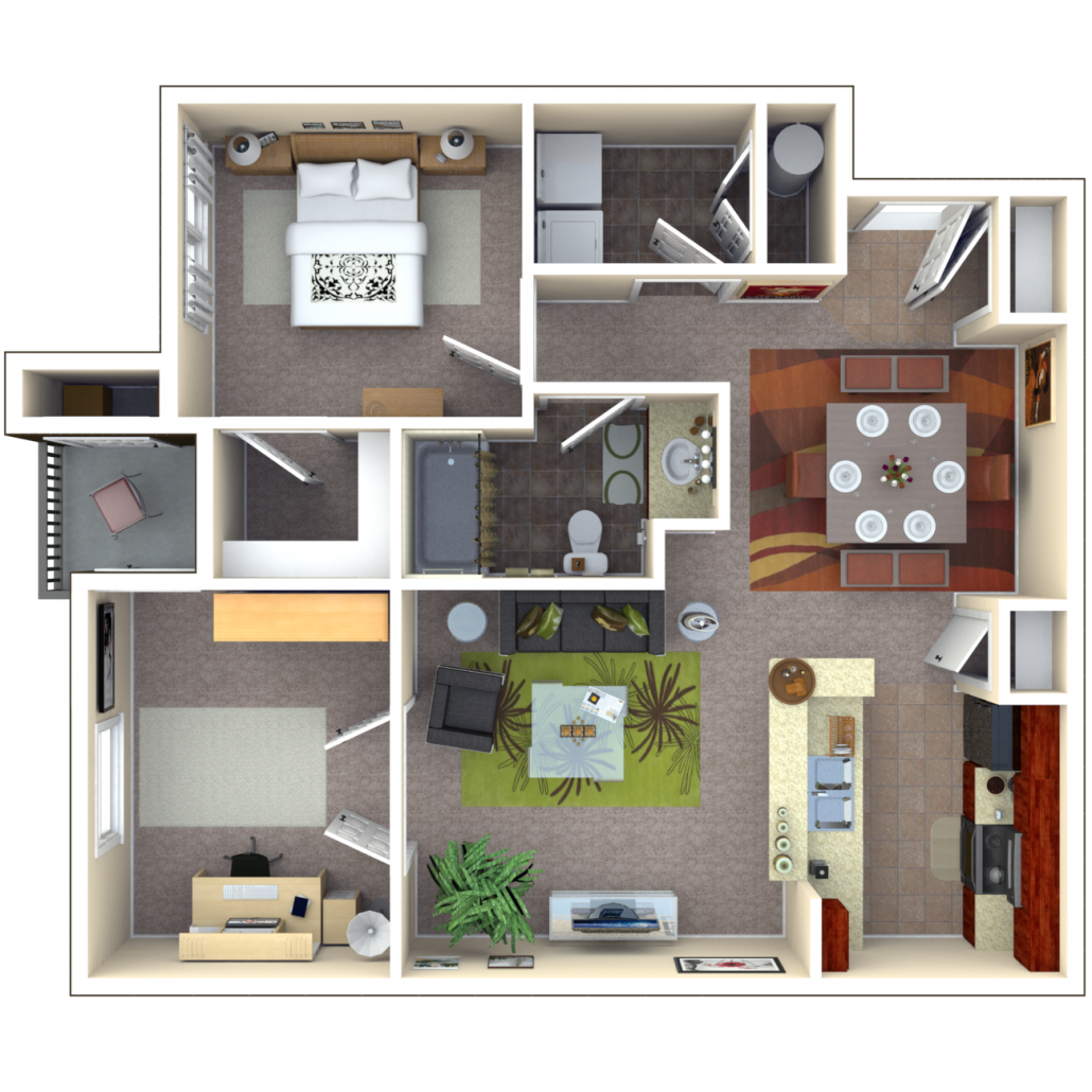 Copper Chase At Stones Crossing Apartments Floor Plan Mercury