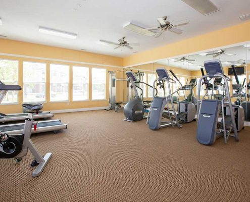 Copper Chase At Stones Crossing Apartments Fitness Center