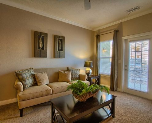 Copper Chase At Stones Crossing Apartments Living Room
