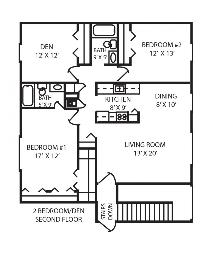 Pine Glen Apartments 2 Bedroom