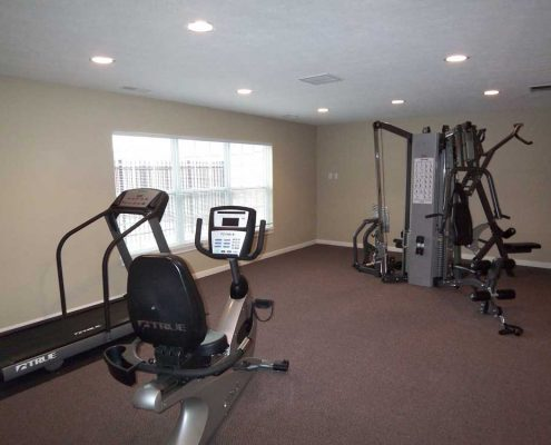 Lynhurst Park Apartments Fitness Center